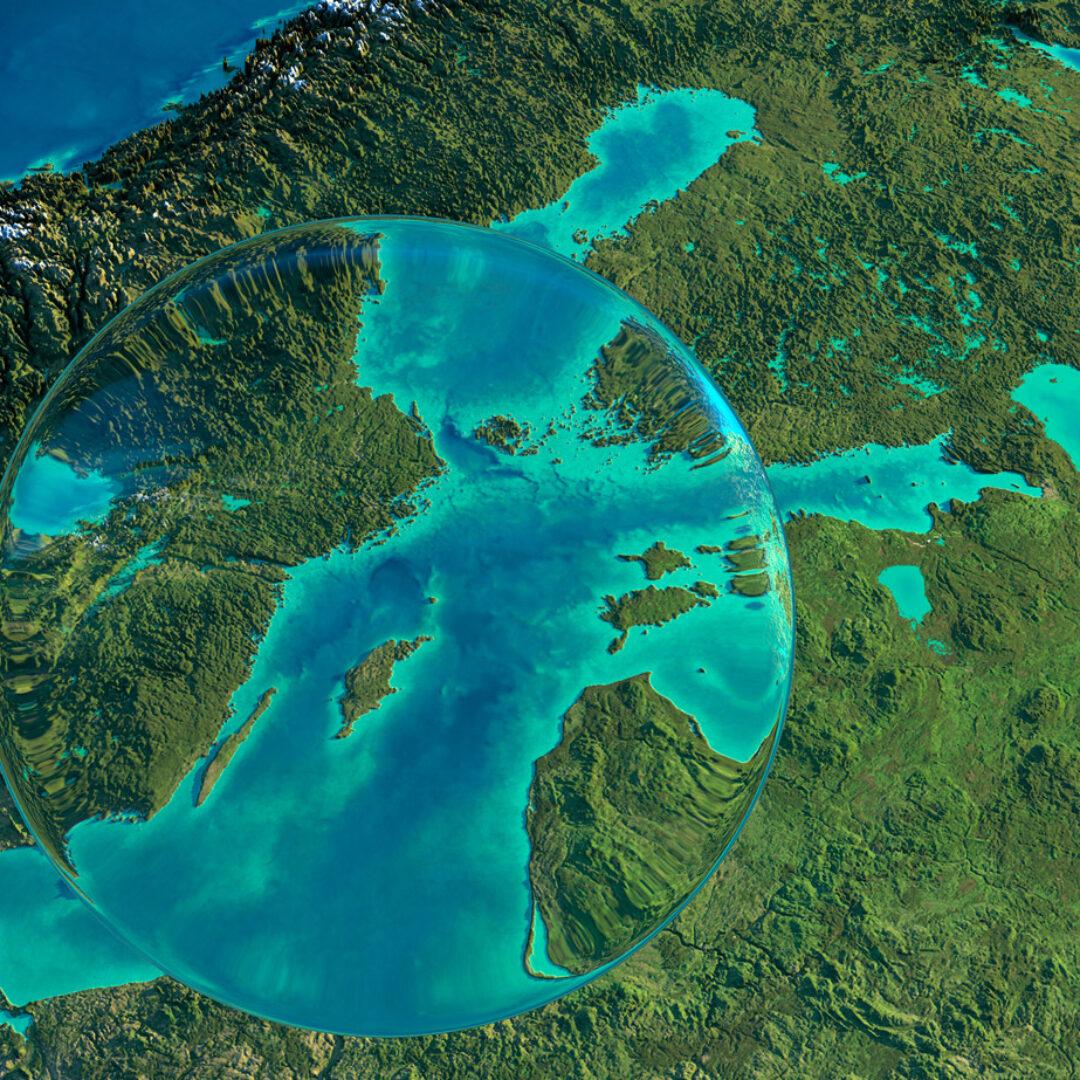 Ny stor östersjöstiftelse